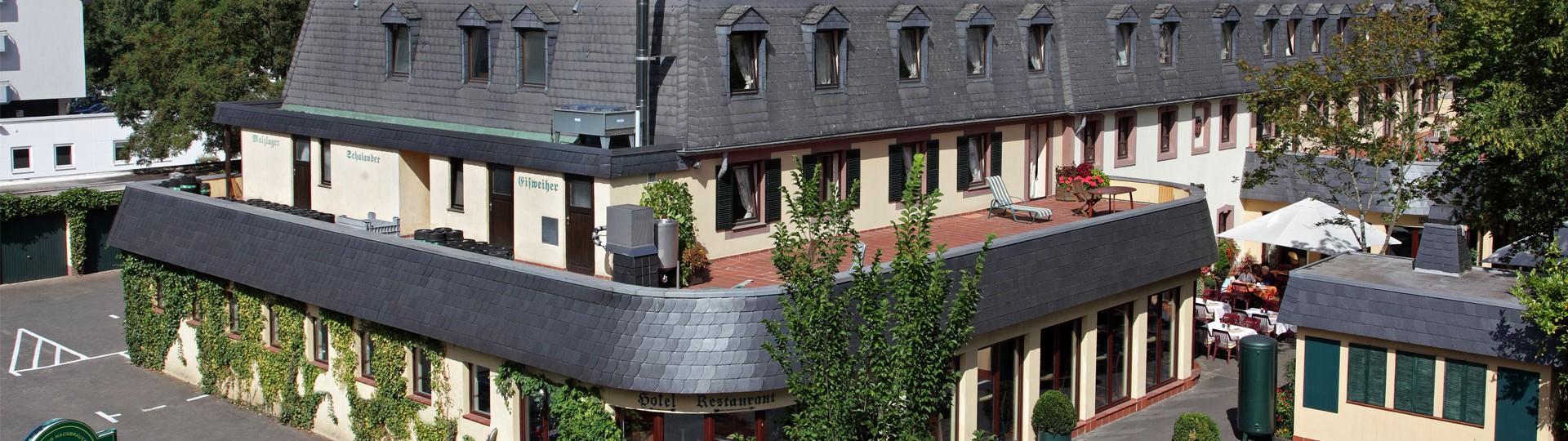 Hotel Trier Blesius Garten 4 Sterne